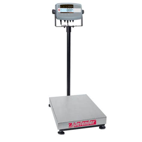 bench scale testing ohaus d51p100hl2 defender 5000 bench scale capacity 100kg
