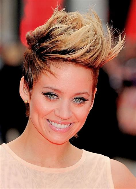 super thick hairstyles meer dan 1000 idee 235 n over short haircuts 2014 op pinterest