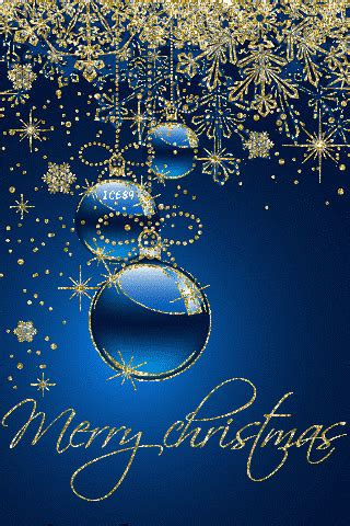 blue merry christmas quote pictures   images  facebook tumblr pinterest  twitter