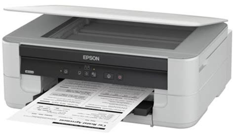Printer Epson K200 epson k200 monochrome all in one inkjet laser quality printer asianic distributors inc