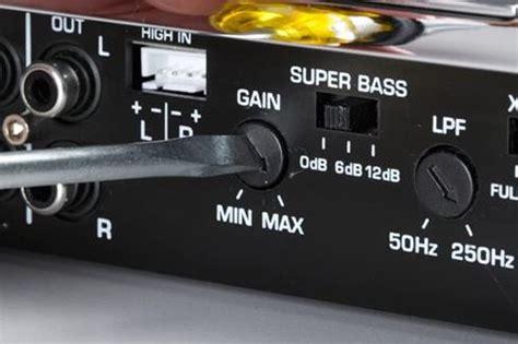 how to make the bass in your car sound its best