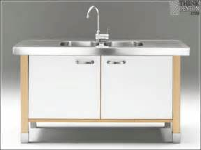 Kitchen Sinks With Cabinets by Free Standing Kitchen Sink Cabinet Hd Home Wallpaper