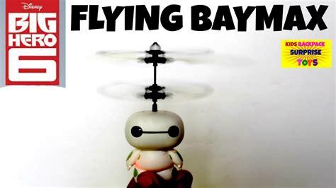 Flying Baymax Big 8 big 6 flying baymax fly to sky i