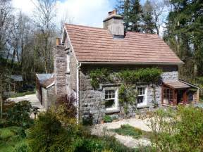 stone house floor plans the romantic waterfall cottage in wales small house bliss