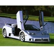 Bugatti EB110 SS US Spec Prototype 1994 Wallpapers 1024x768