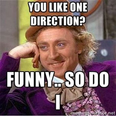 Funny Wonka Memes - willy wonka funny quotes 1d quotesgram