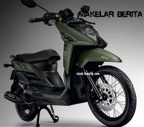 Lu Yamaha X Ride honda zoomer x dikomparasikan dengan yamaha x ride apa pendapat anda cicakkreatip