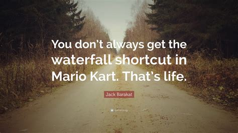 Jack Barakat Quote Don T Get Stressed Over The Little - penasquitos waterfall best waterfall 2017