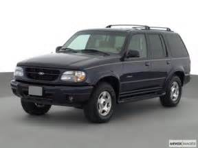 2000 Ford Explorer Reviews 2000 Ford Explorer Review