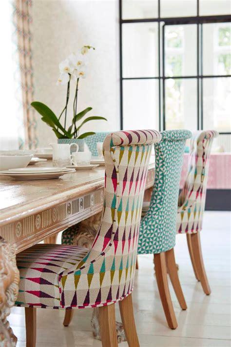 telas para sillas de comedor telas de tapiceria para sillas de comedor casa dise 241 o