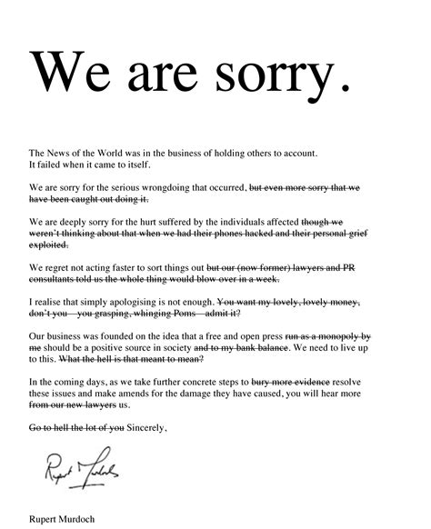 Sincere Apology Letter To exles of apology letters sle business apology