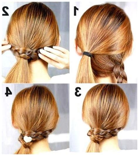 quick and easy hairstyles at home 20 fantastic diy ways to make a modern hairstyle in just a