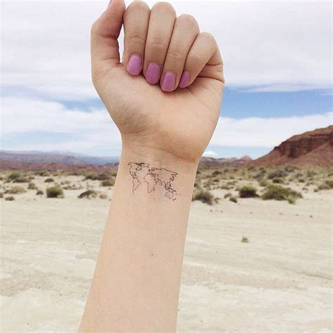 wrist tattoo cost uk travel tattoos popsugar smart living