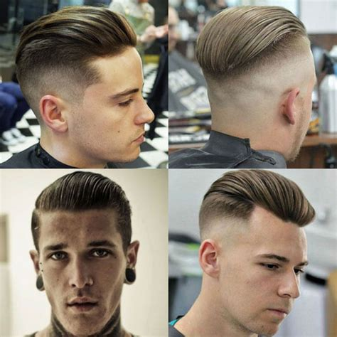 hairstyles that are pushed up in back cool hairstyles for men 2018 men s haircuts hairstyles
