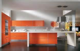 orange and white kitchen ideas modern style italian kitchens from scavolini
