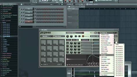 fl studio autogun tutorial fl studio tutorials basics of fpc drum machine youtube