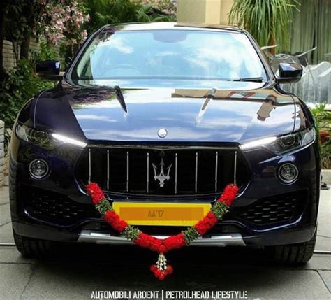 maserati india first maserati levante for indian market spotted in bengaluru