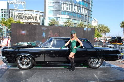 Green Hornet Auto by Flickr Photo