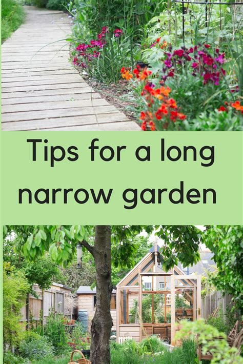 ideas for narrow gardens 8 steps to the thin garden of your dreams the