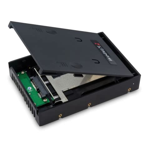 Drive 3 5 Inch kingston ssd 2 5 inch to 3 5 inch sata carrier enclosure