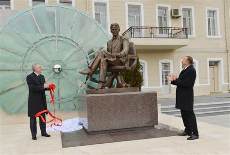 Where Is Tesla Buried Nikola Tesla Statue Unveiled In Azerbaijan Pics