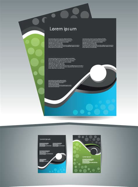 business phlet templates brochure phlet template 28