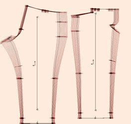 pattern grading women s clothes 53 best images about grading pattern on pinterest sewing