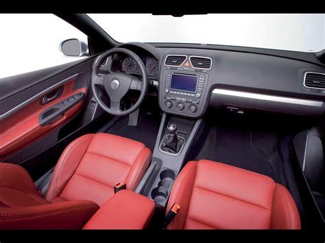 Vw Upholstery 2006 volkswagen vw eos interior 1920x1440 wallpaper