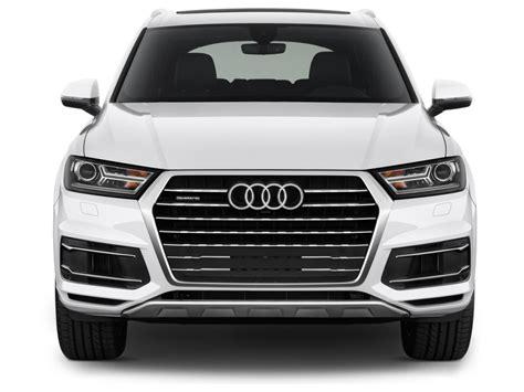 Audi Q7 Front by Image 2017 Audi Q7 3 0 Tfsi Premium Front Exterior View