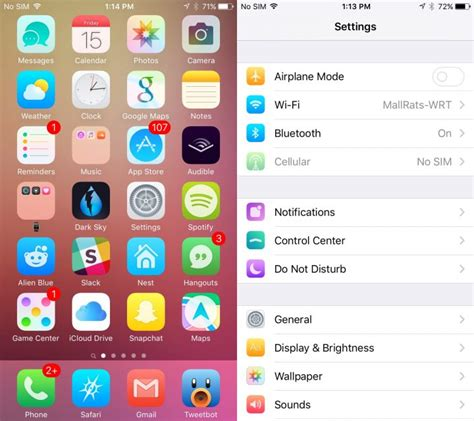 iphone themes cydia ios 9 best ios 9 themes for iphone cydia themes for winterboard