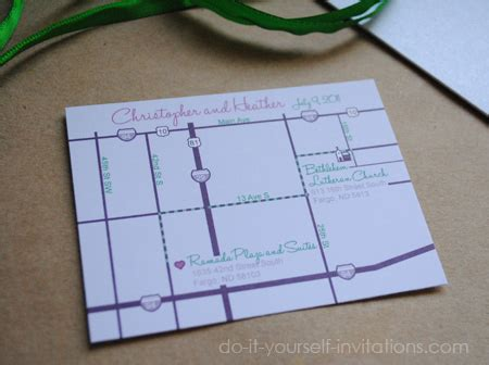 free wedding directions card template printable diy wedding invitation maps