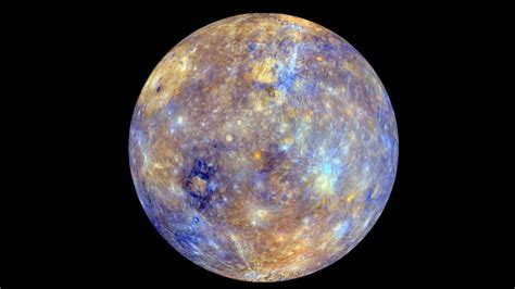 planet mercury color how can this planet