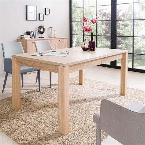 sonoma oak dining table helena wooden extendable dining table in sonoma oak