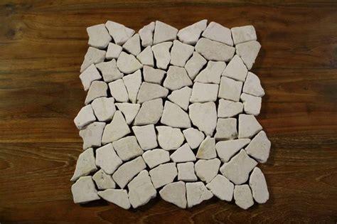 wand naturstein 1 matte fliese bruch mosaik marmor naturstein stein wand