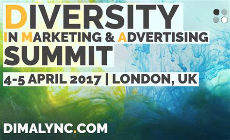 Mba Diversity And Inclusion Summit by Marketing Week Partners Diversity In Marketing
