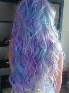mermaid hair colors on bold hair color