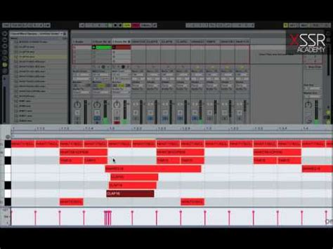 make drum pattern ableton how to make house drums in ableton live synthtopia