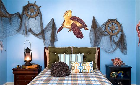 sail    nautical themed bedrooms home design lover