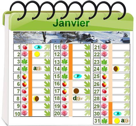 calendrier lunaire pour le jardinage biologique