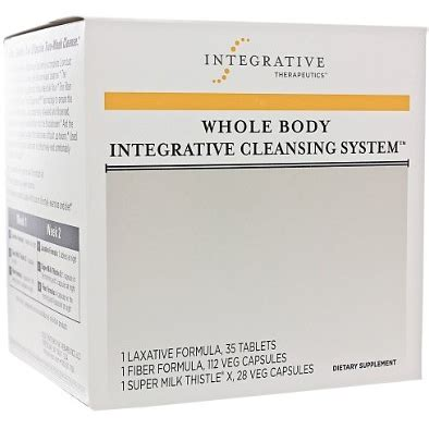 Whole Detox System by Whole Integrative Cleansing System Comprehensive