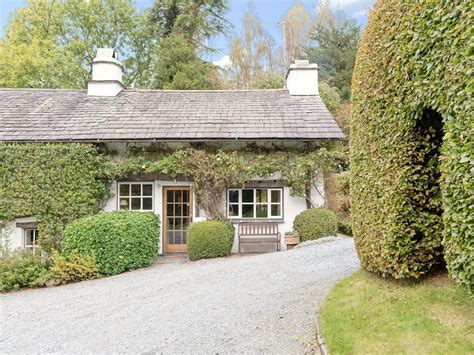 Cottage In The Woods Cumbria by Rowlandson Ground Cottage In Coniston And Grizedale