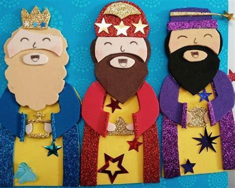 patrones de reyes magos para hacer en foami mejores 82 im 225 genes de reyes magos en pinterest