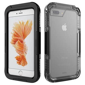 funda impermeable para iphone 7 plus negro