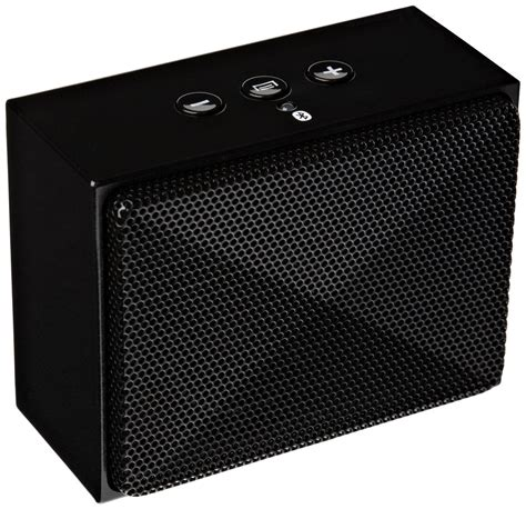 Speaker Portable Simbadda Mini amazonbasics mini ultra portable bluetooth speaker review rating pcmag