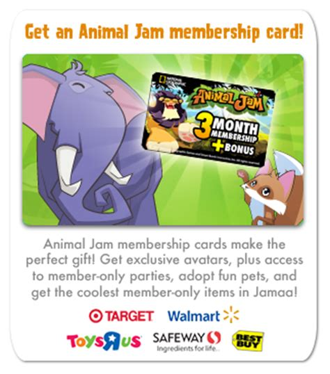 animal jam gift card codes lamoureph blog - Www Animaljam Com Gift Card