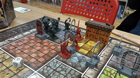 heroquest gioco da tavolo la ballata di heroquest la tana dei goblin