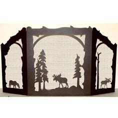 Wildlife Fireplace Screens by Fireplace Screens Fireplaces And Screens On