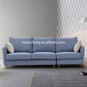 contemporary living room fabric sofa set low price 3