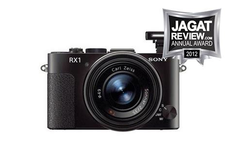 Kamera Sony Dsc Rx1 jagatreview annual award 2012 kamera jagat review