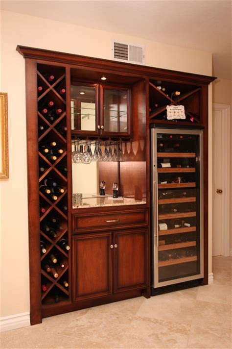 Niche Cabinets by Entertainment Centers Built In Niches Transitional